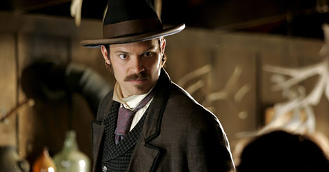 Deadwood Seth Bullock