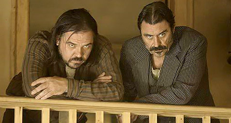 Deadwood Al Swearengen Dan