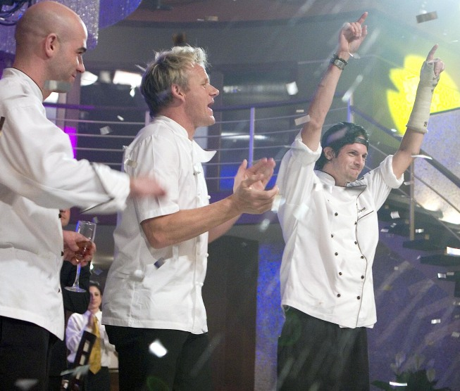hell's kitchen season 6 recap