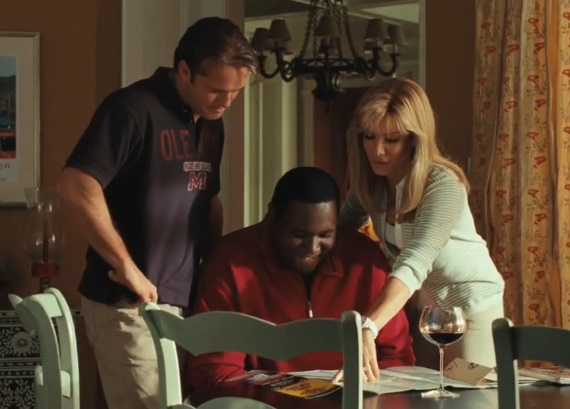 movie essay on the blind side The blind side is a 2009 american docu-drama film written and directed by essay plan describe an would the movie have worked as well if it was set elsewhere 7.