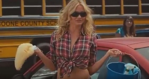 Capture - Cameron Diaz car wash