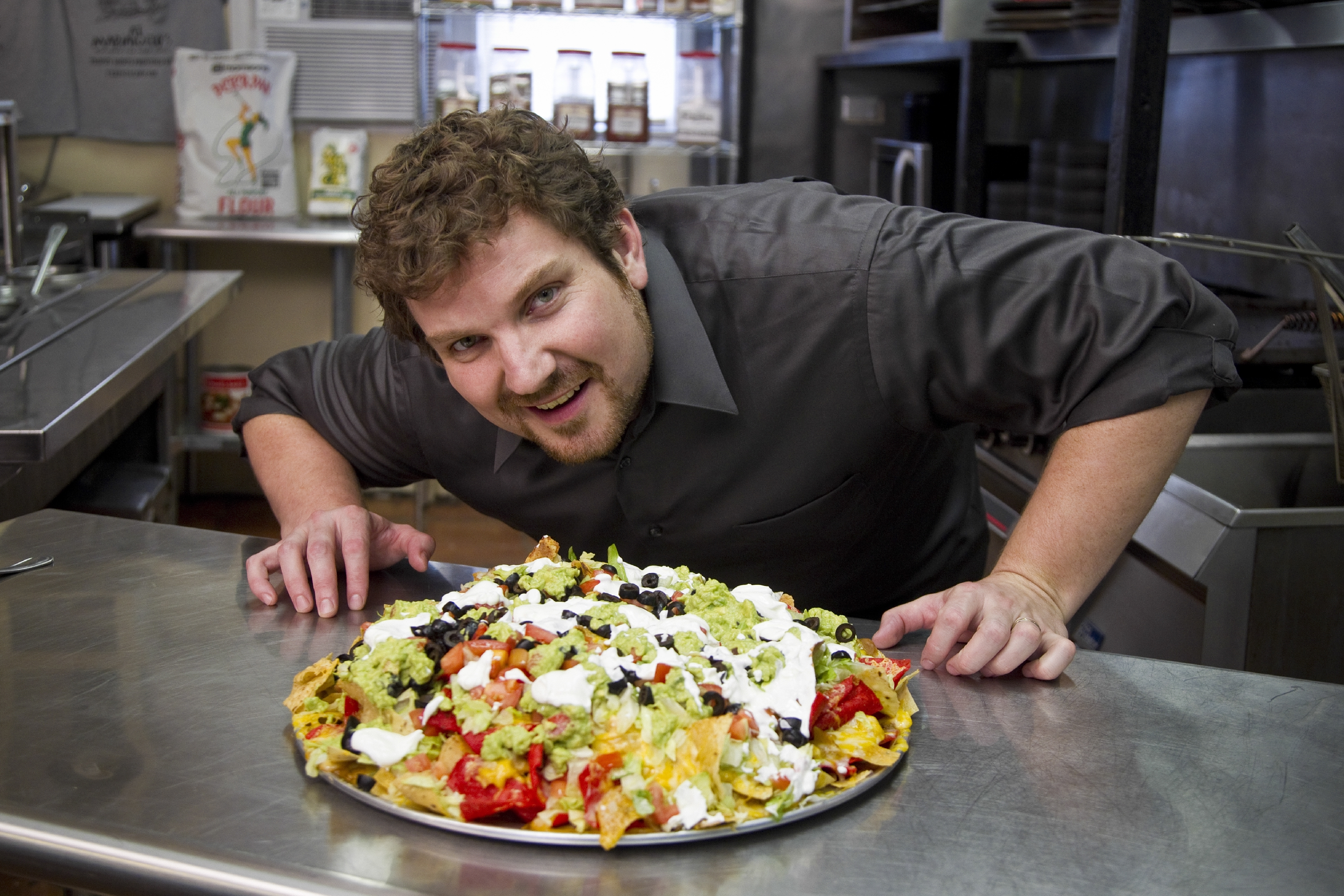 Tom Pizzica_Outrageous Food_2