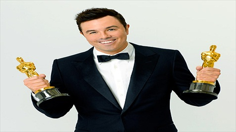Seth MacFarlane will have his hands full tonight