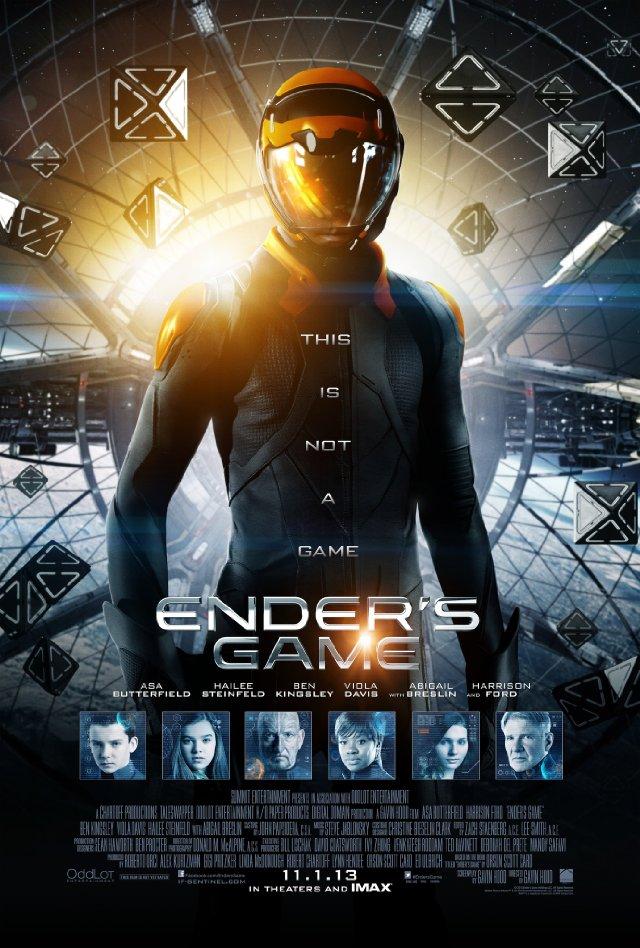 EndersGamePoster